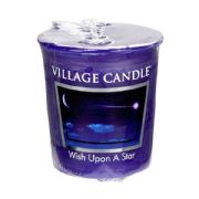 Village Candle Wish Upon A Star Votive Candle